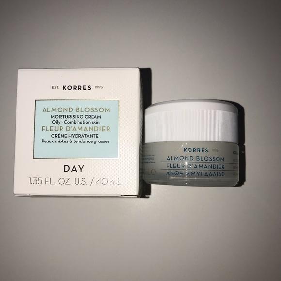 Korres Other - Korres Almond Blossom Moisturising Cream